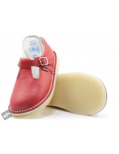 Zapatos Rojo Barry´s 813