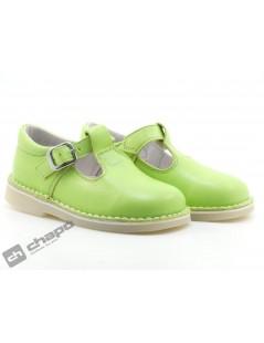 Zapatos Pistacho Barry´s 813