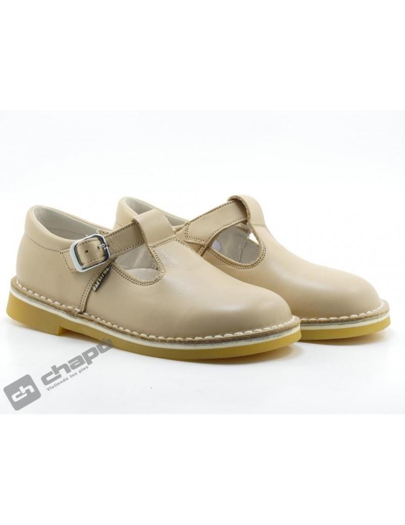 Zapatos Beig Barry´s 813