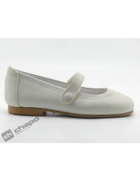 Zapatos Beig D´bebe 4579