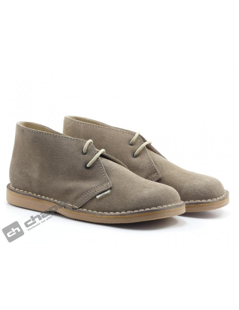 Pisacacas Taupe Barry´s 2