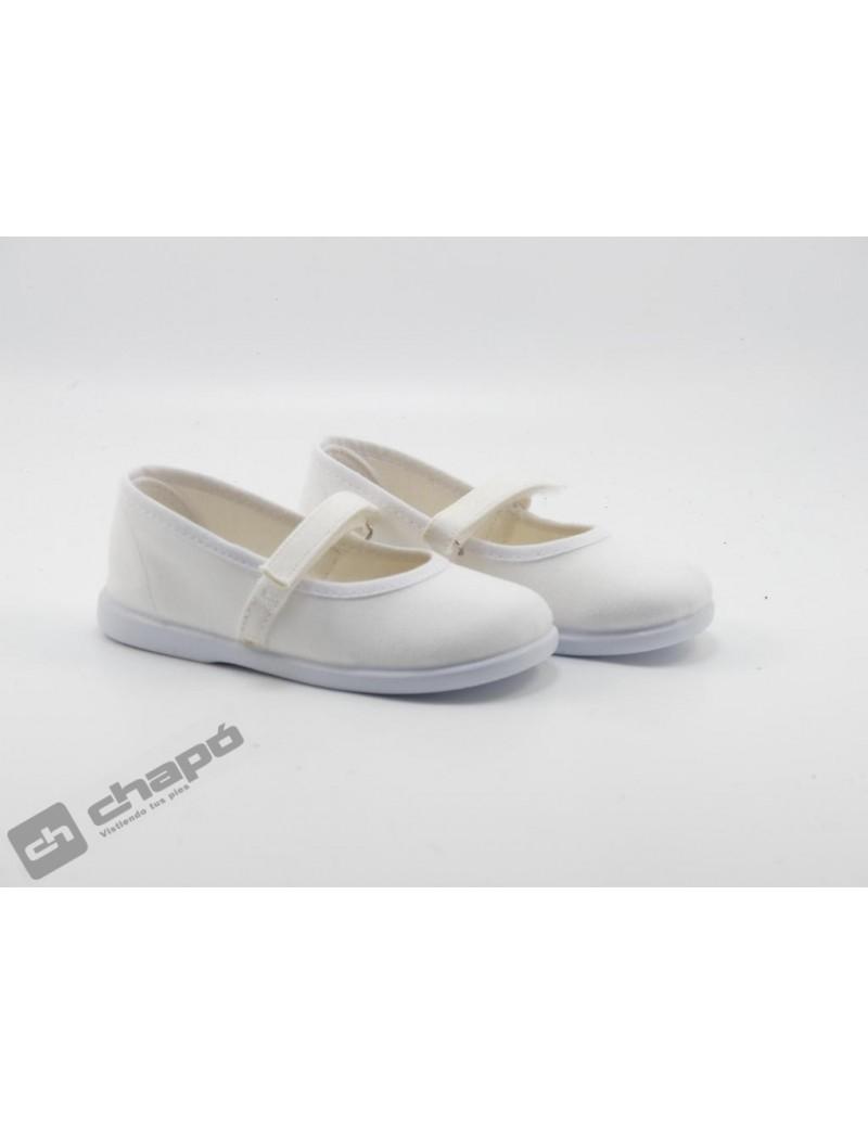 Zapatillas NiÑo-a Blanco Batilas 11301