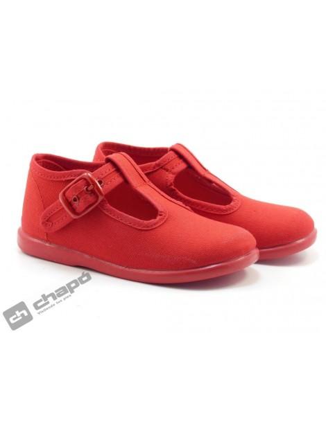 Zapatos Rojo Batilas 12601