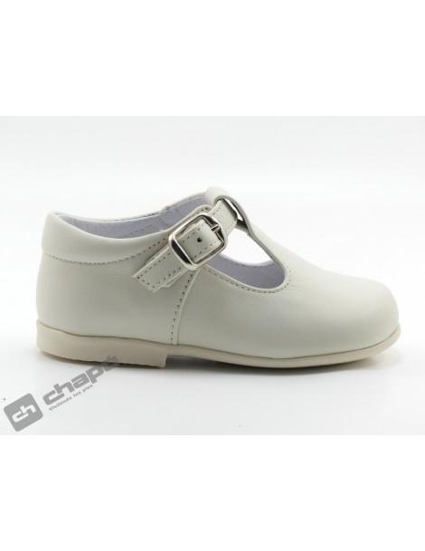 Zapatos Beig D´bebe 43190