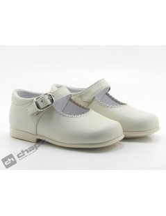 Zapatos Beig D´bebe 40671