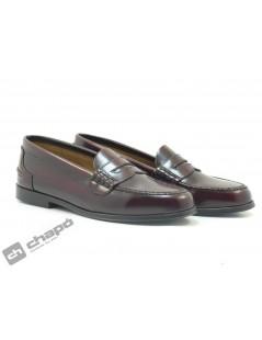 Zapatos Burdeo Yowas 5081