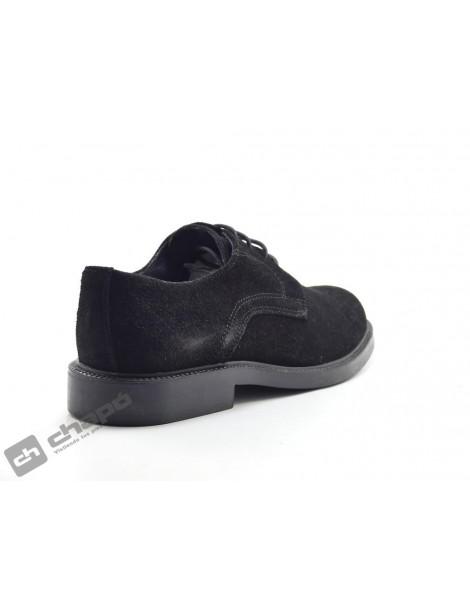 Zapatos Negro ChapÓ 28095