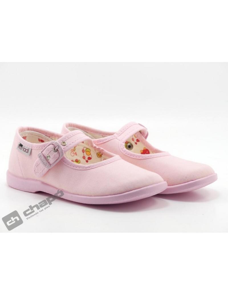 Zapatillas NiÑo-a Rosa Vul-ladi 1210