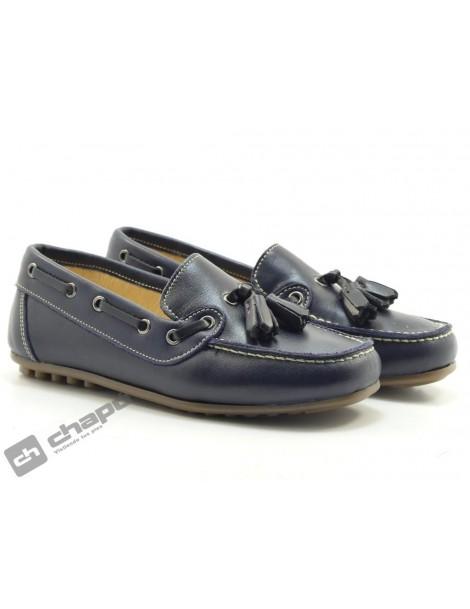 Zapatos Marino Yowas 6186