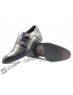 Zapatos Negro Enrique PÉrez 9610