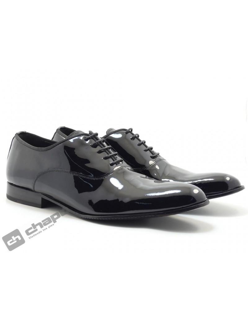 Zapatos Negro Gonzalo 1830h