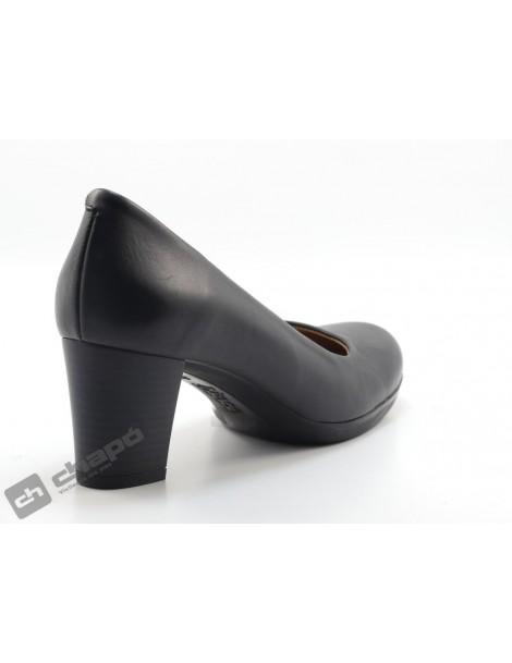 Zapatos Negro ChapÓ 65553-65501-45501