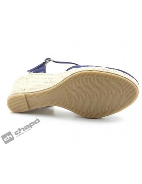 Zapatos Negro ChapÓ 540
