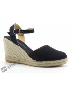 Zapatos Negro ChapÓ 740