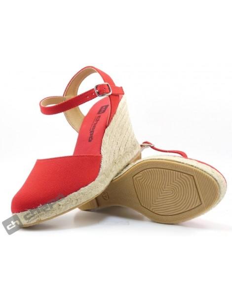 Zapatos Rojo ChapÓ 740