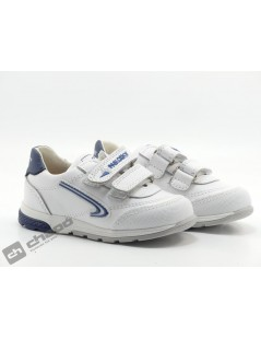 Zapatillas NiÑo-a Blanco Pablosky 267702