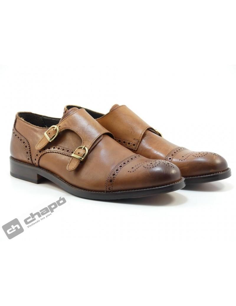 Zapatos Marron Gonzalo 1662h