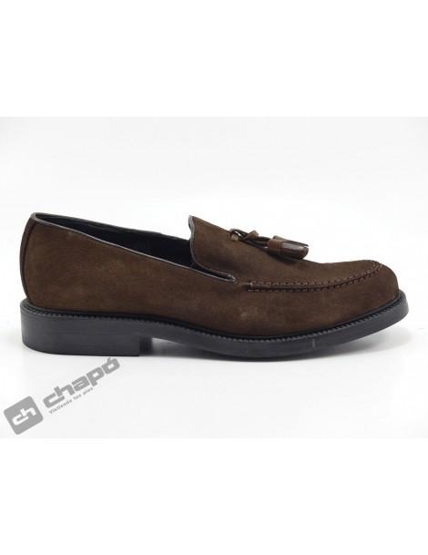 Zapatos Marron ChapÓ 28098