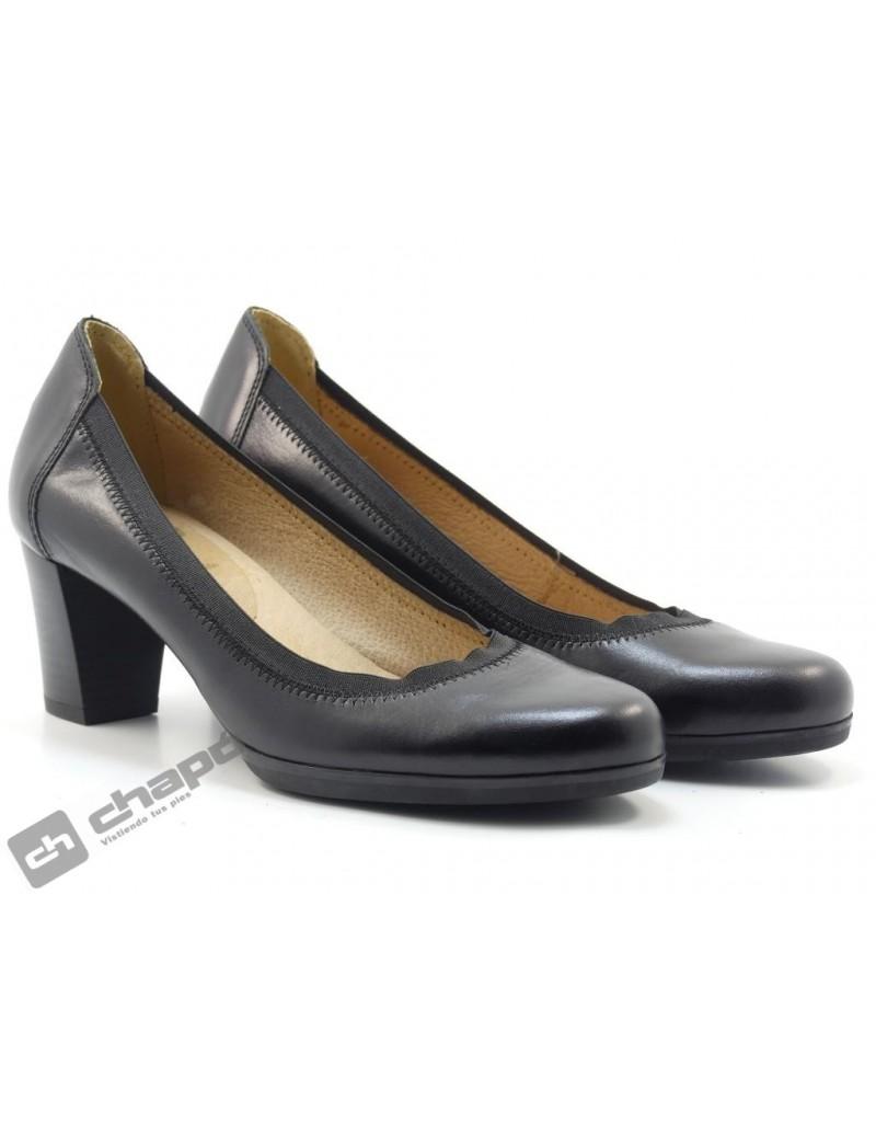Zapatos Negro ChapÓ 65558-45553