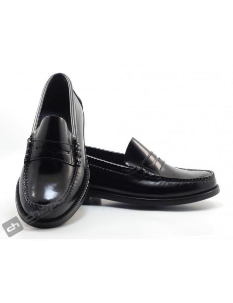 Zapatos Negro Enrique PÉrez 3300