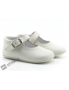 Zapatos Beig D´bebe 2190