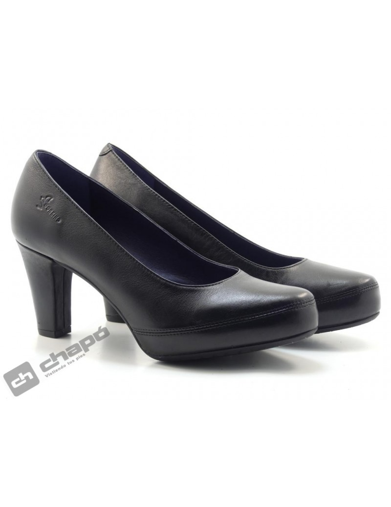 Zapatos Negro Dorking 5794-sa