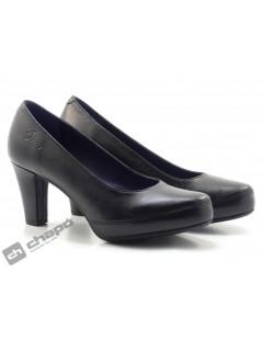 Zapatos Negro Dorking 5794-ho