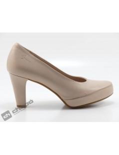Zapatos Rosa Dorking 5794-sa