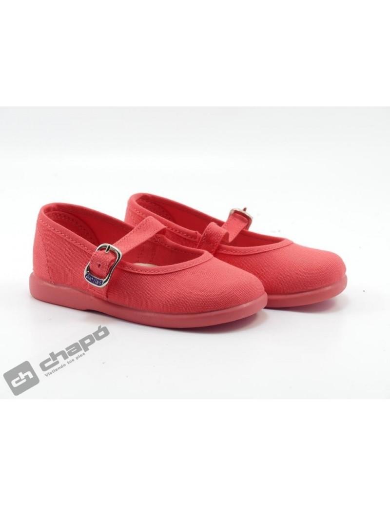 Zapatillas NiÑo-a Coral Batilas 107
