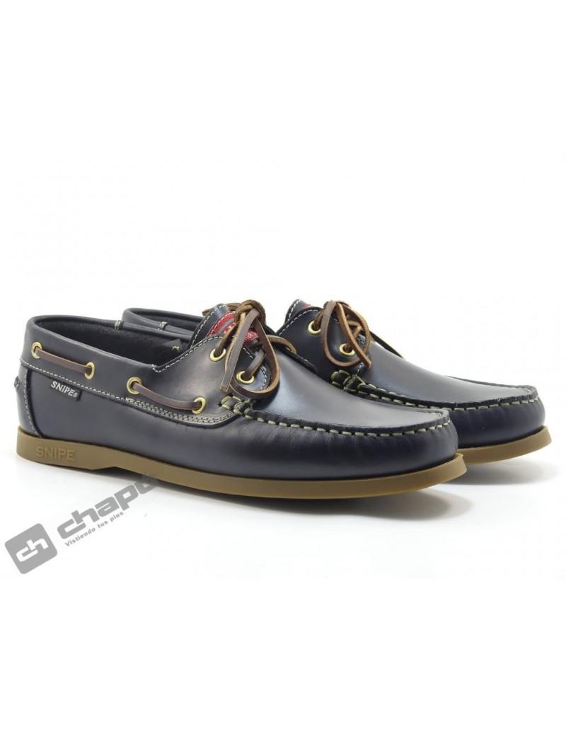 Zapatos Marino Snipe 22310
