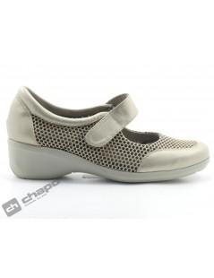 Zapatos Beig Cutillas 47252