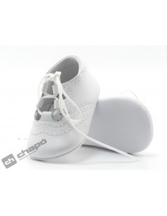 Zapatos Blanco D´bebe 2244