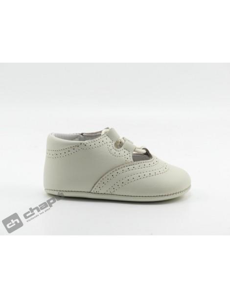 Zapatos Beig D´bebe 2244