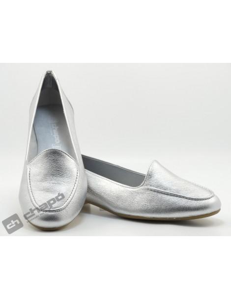 Zapatos Plata ChapÓ 8013