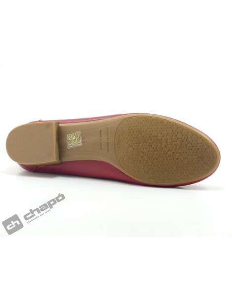 Zapatos Rojo ChapÓ 8013