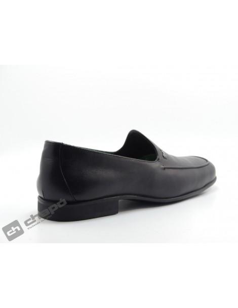 Mocasin Negro Trotters 60506