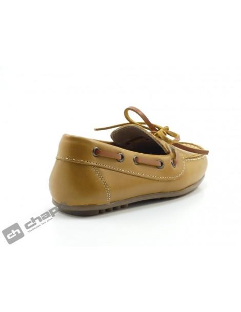 Zapatos Cuero Yowas 6185