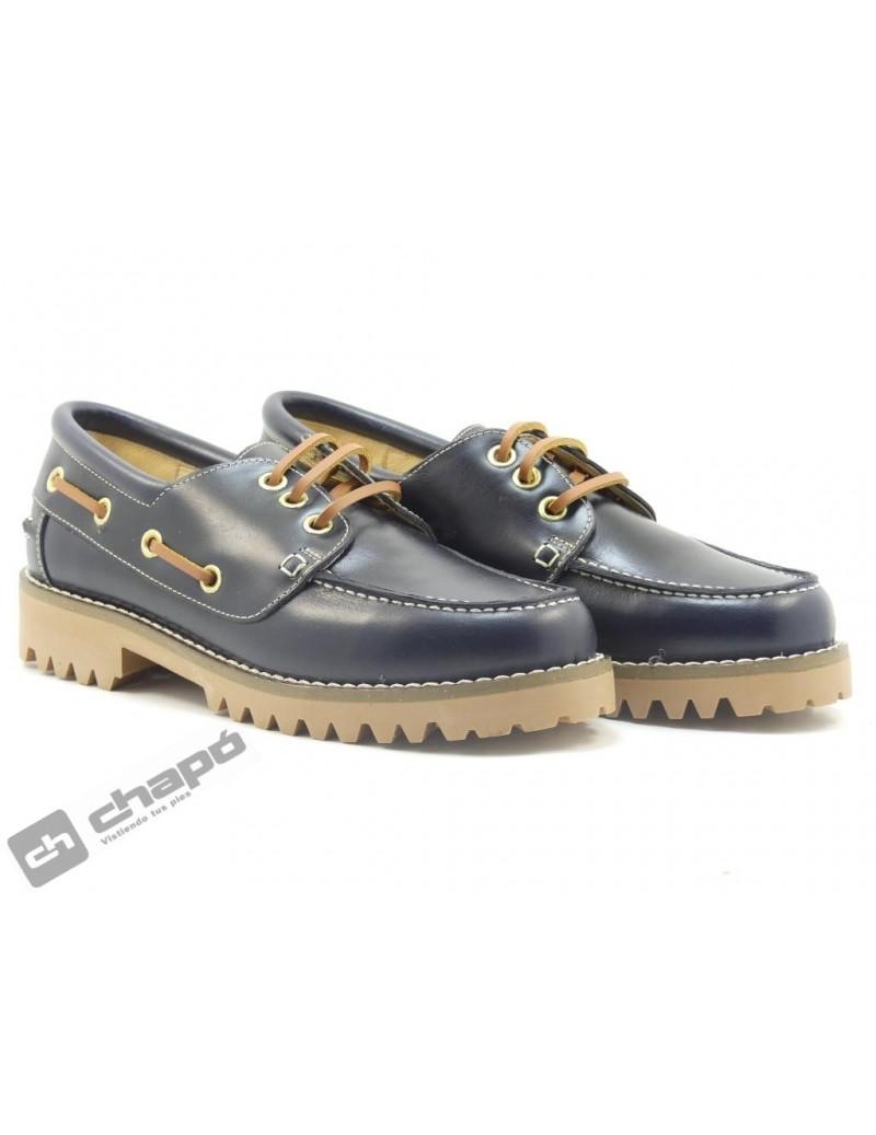 Zapatos Marino Yowas 6167