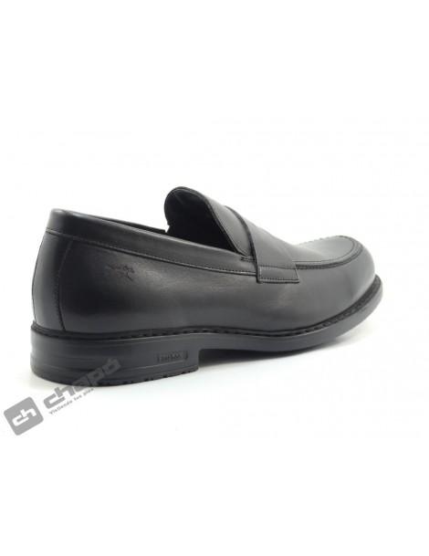 Zapatos Negro Fluchos 8721-simon