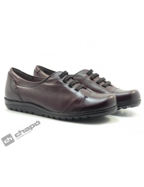 Sneakers Burdeo Fluchos 8876