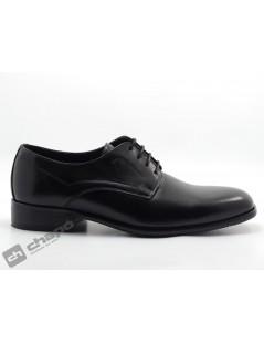 Zapatos Negro Enrique PÉrez 1254-ancho 10