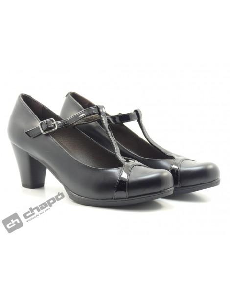 Zapatos Negro ChapÓ 68702-58725