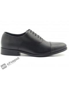 Zapatos Negro Angel Infantes 92052