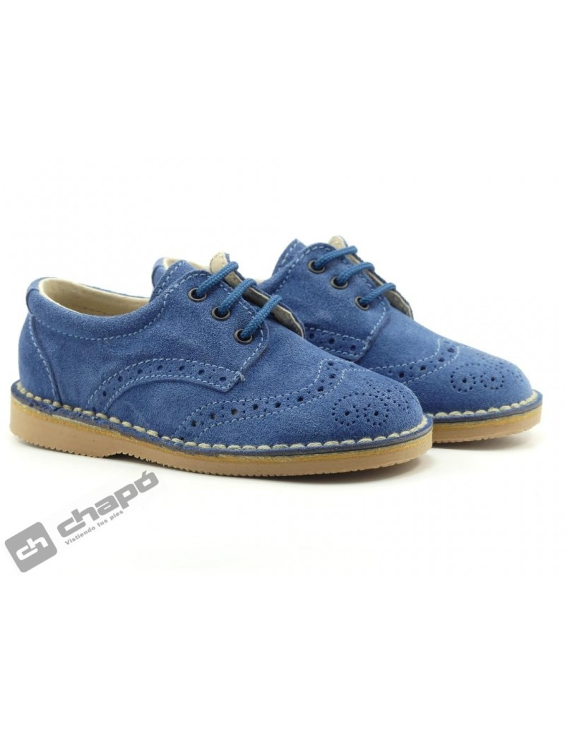 Zapatos Jeans Barry´s 4046