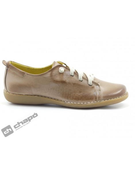 Sneakers Taupe Pascualon 5005-4604-3204