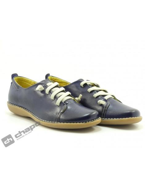 Sneakers Azul Pascualon 5005-4604-3204