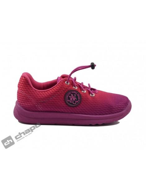 Sneakers Fuxia Vul-ladi 8689