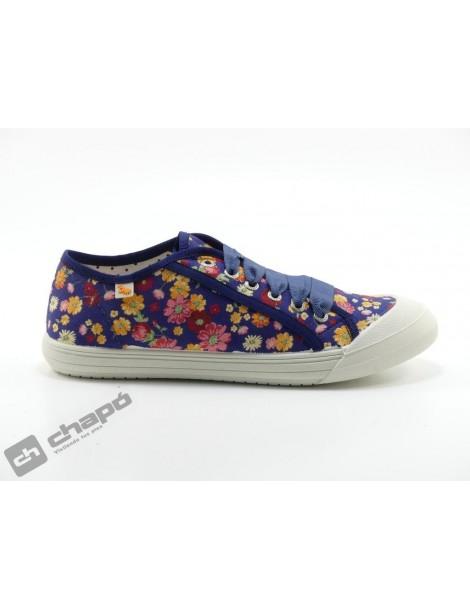 Zapatillas NiÑo-a Flores Vul-ladi 9605