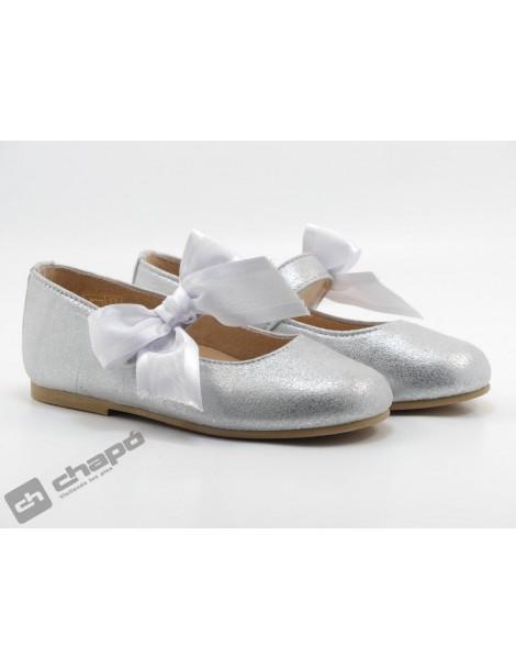 Zapatos Plata Ruts Shoes A3015