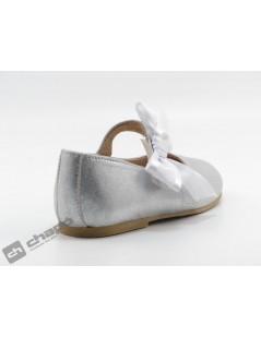 Zapatos Plata Ruts Shoes P500-a3015